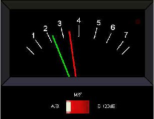 Audio Level Meter